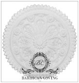 The Pickwick Plaster Ceiling Rose 800mm